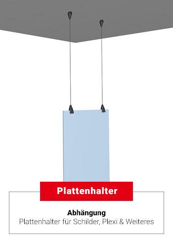 Zubehör Galerieschiene für Deckenmontage inkl Decken Bilderschienen Set 4 m
