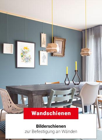 Berühmt Bilderschienen günstig kaufen » Bilderschienensystem Online-Shop VI59
