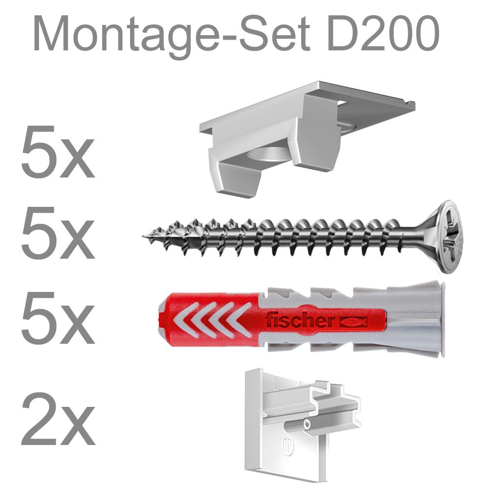 montage D200